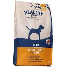 Healthy Paws Turkey & Millet 6kg