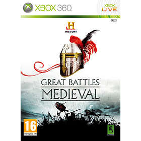 History: Great Battles Medieval (Xbox 360)