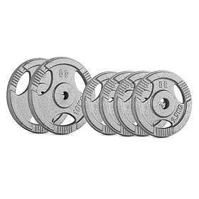 Capital Sports IP3H 30mm Weight Plate Set 30kg