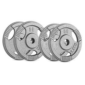 Capital Sports IP3H 30mm Weight Plate Set 15kg
