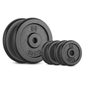 Capital Sports Ipb Barbell Weights Set 30kg