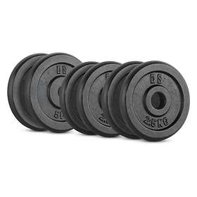 Capital Sports Ipb Barbell Weights Set 20kg