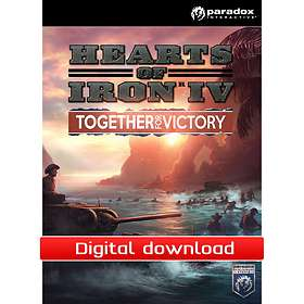 Hearts of Iron IV: Together for Victory (Expansion) (PC)