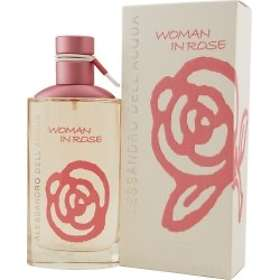 Alessandro Dell'Acqua Woman In Rose edt 100ml
