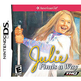 American Girl: Julie Finds A Way (DS)
