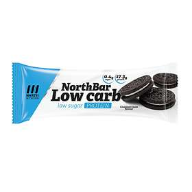 North Nutrition Low Carb Protein Bar 50g