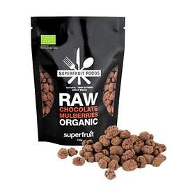 Superfruit Foods Raw Chocolate Mulberries 100g
