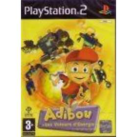 Adiboo and the Energy Thieves (PS2)