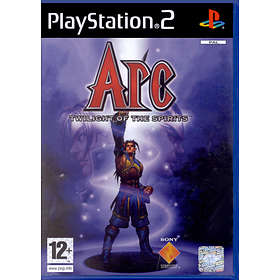 Arc: Twilight of the Spirits (PS2)