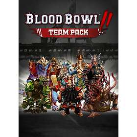 Blood Bowl II: Team Pack (Expansion) (PC)