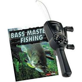 Bass Master Fishing (inkl. Interactive Rod) (PS2)