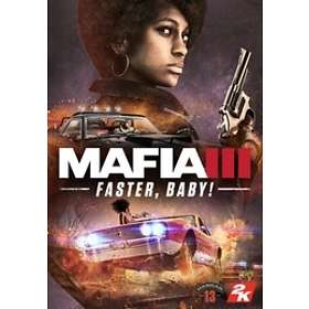 Mafia III: Faster, Baby! (Expansion) (PC)