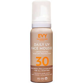 Evy Technology Daily UV Face Mousse SPF30 75ml