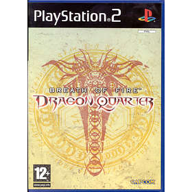 Breath of Fire: Dragon Quarter (PS2)