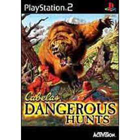 Cabela's Dangerous Hunts (PS2)