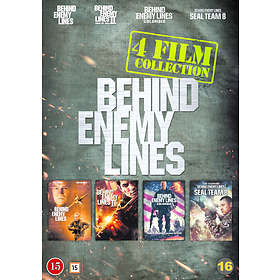 Behind Enemy Lines - 4 Film Collection
