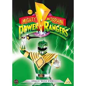 Mighty Morphin Power Rangers - Green with Evil (UK)