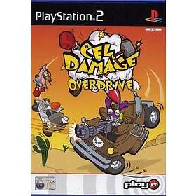 Cel Damage Overdrive (PS2)