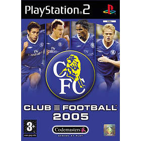 Club Football 2005: Chelsea (PS2)