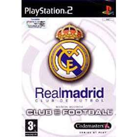 Club Football 2003/04: Real Madrid (PS2)