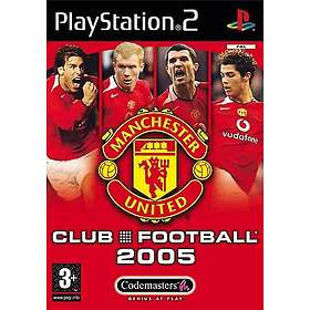 Club Football 2005: Manchester United (PS2)