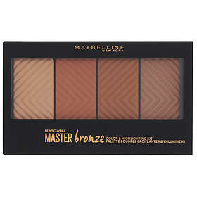 Maybelline Master Bronze Color & Highlighting Kit