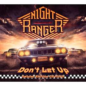 Night Ranger: Don't Let Up - Deluxe Edition CD+DVD