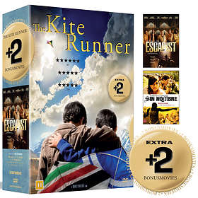 The Kite Runner + Sin Nombre + The Escapist (DK)
