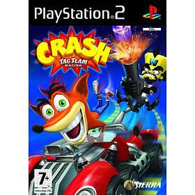 Crash: Tag Team Racing (PS2)