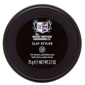 The Great British Grooming Co. Clay Styler 75g