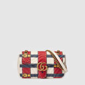 Gucci GG Marmont Small Shoulder Bag (443497)