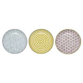 Bloomingville Patrizia Small Plate Ø16cm 3-pack