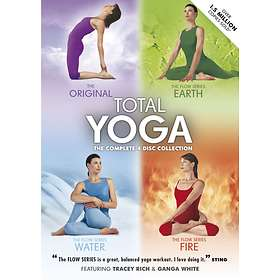 Total Yoga - The Complete 4 Disc Collection
