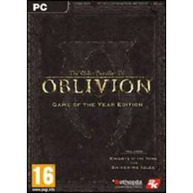 The Elder Scrolls IV: Oblivion - Game of the Year Edition Deluxe (PC)