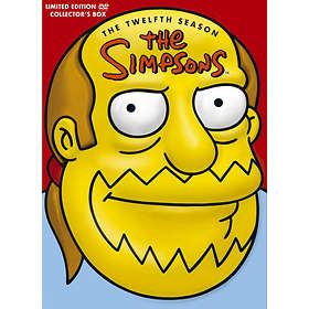 The Simpsons - Complete Season 12 - Limited Edition