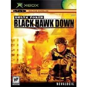 Delta Force: Black Hawk Down (PS2)