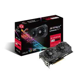 Asus Radeon RX 570 ROG Strix Gaming OC HDMI DP 2xDVI 4GB
