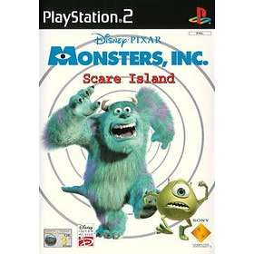 Monsters, Inc. - Scare Island (PS2)