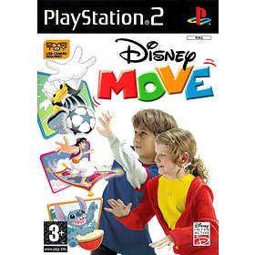 Disney Move (PS2)