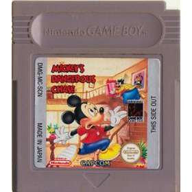 Mickey's Dangerous Chase (GB)