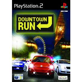 Downtown Run (PS2)