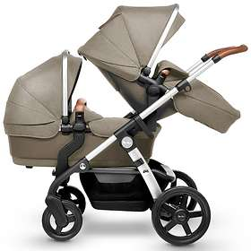 Silver Cross Wave (Double Combi Pushchair)