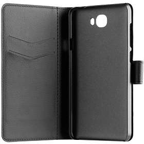 Xqisit Slim Wallet Case for Huawei Y6II Compact