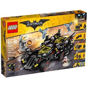 LEGO The Batman Movie 70917 The Ultimate Batmobile