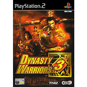 Dynasty Warriors 3 (PS2)