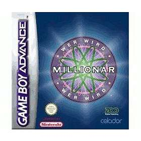 Who Wants To Be A Millionaire? (GBA)