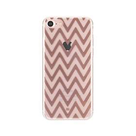 Xqisit Shell ZigZag for iPhone 7/8