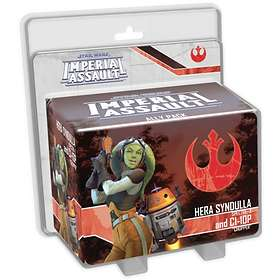 Star Wars: Imperial Assault - Hera Syndulla and C1-10P (exp.)