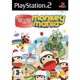 EyeToy: Monkey Mania (PS2)