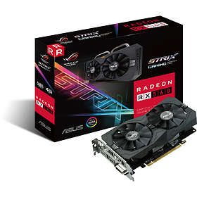 Asus Radeon RX 560 ROG Strix Gaming HDMI DP 4GB